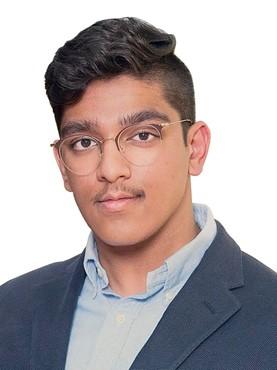 Student Spotlight: Nadeem Wali