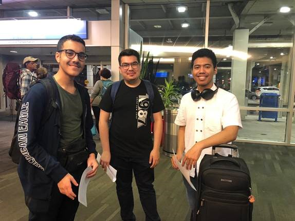 Welcoming New Foundation Year Students to the US