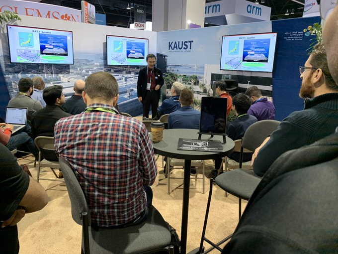 Enrichment Highlight: SC 19 Conference