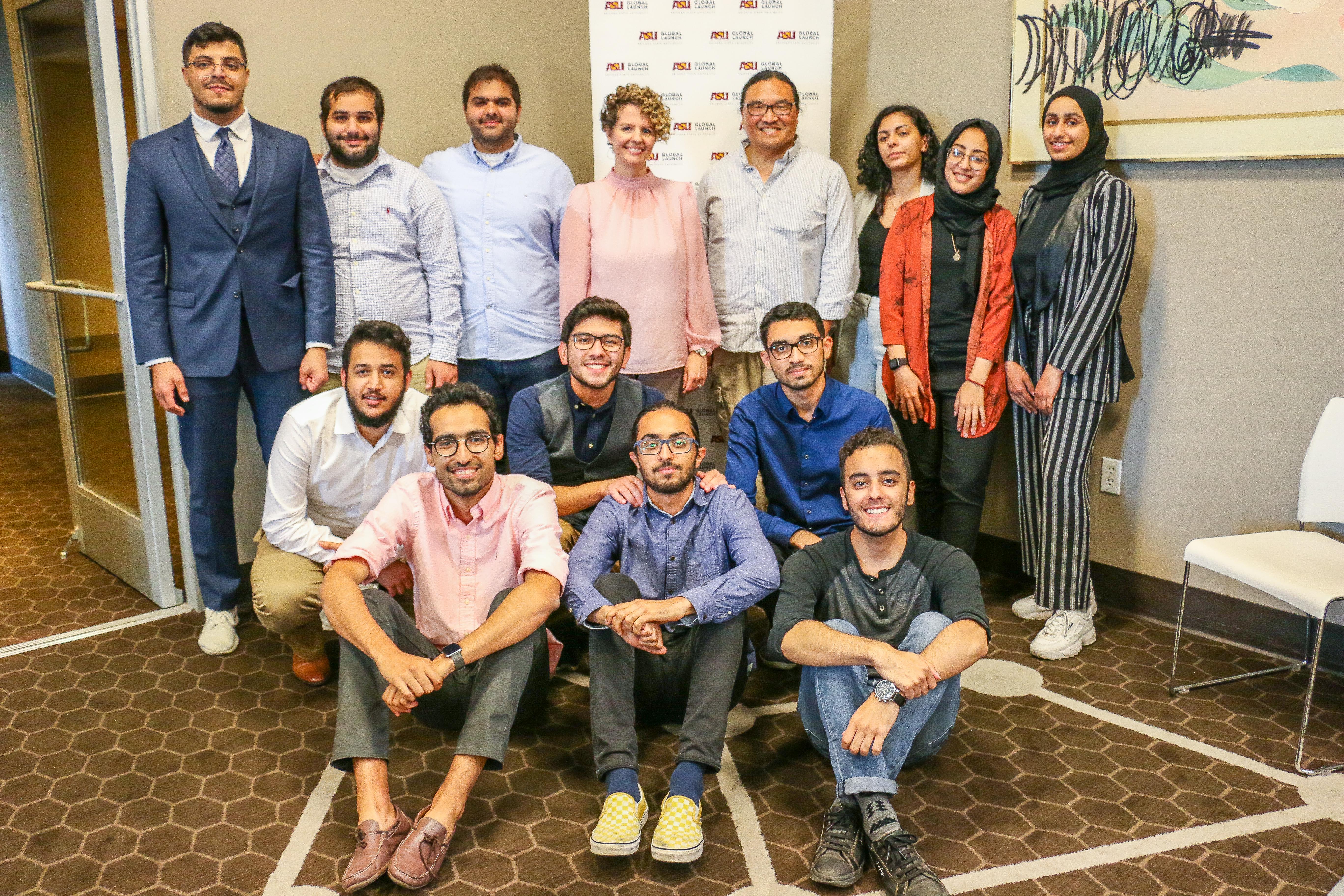 Enrichment Highlight: ASU Global Entrepreneurship and Innovation Program