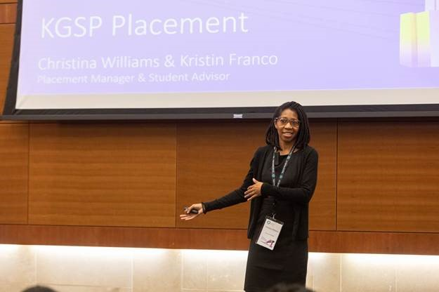 KGSP Placement Manager Christina Williams provides expertise on the U.S. undergraduate admissions cycle and tips for preparing competitive applications.