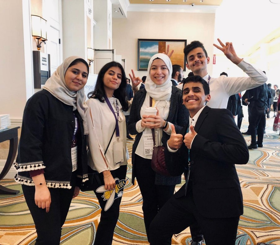A student perspective of Convocation 2019: A Mosaic of Memories, by Khaled Alqahtani
