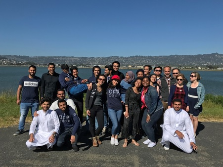 University of California, Berkeley KGSP Foundation Year students