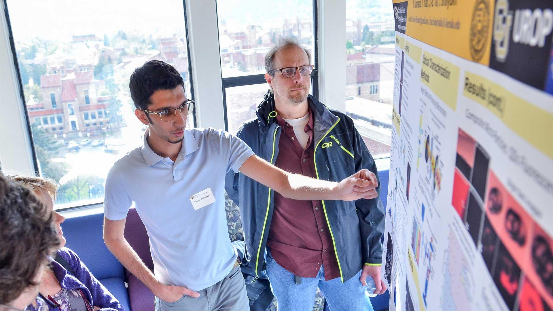 Student Thesis Spotlight: Yasser Albarakat