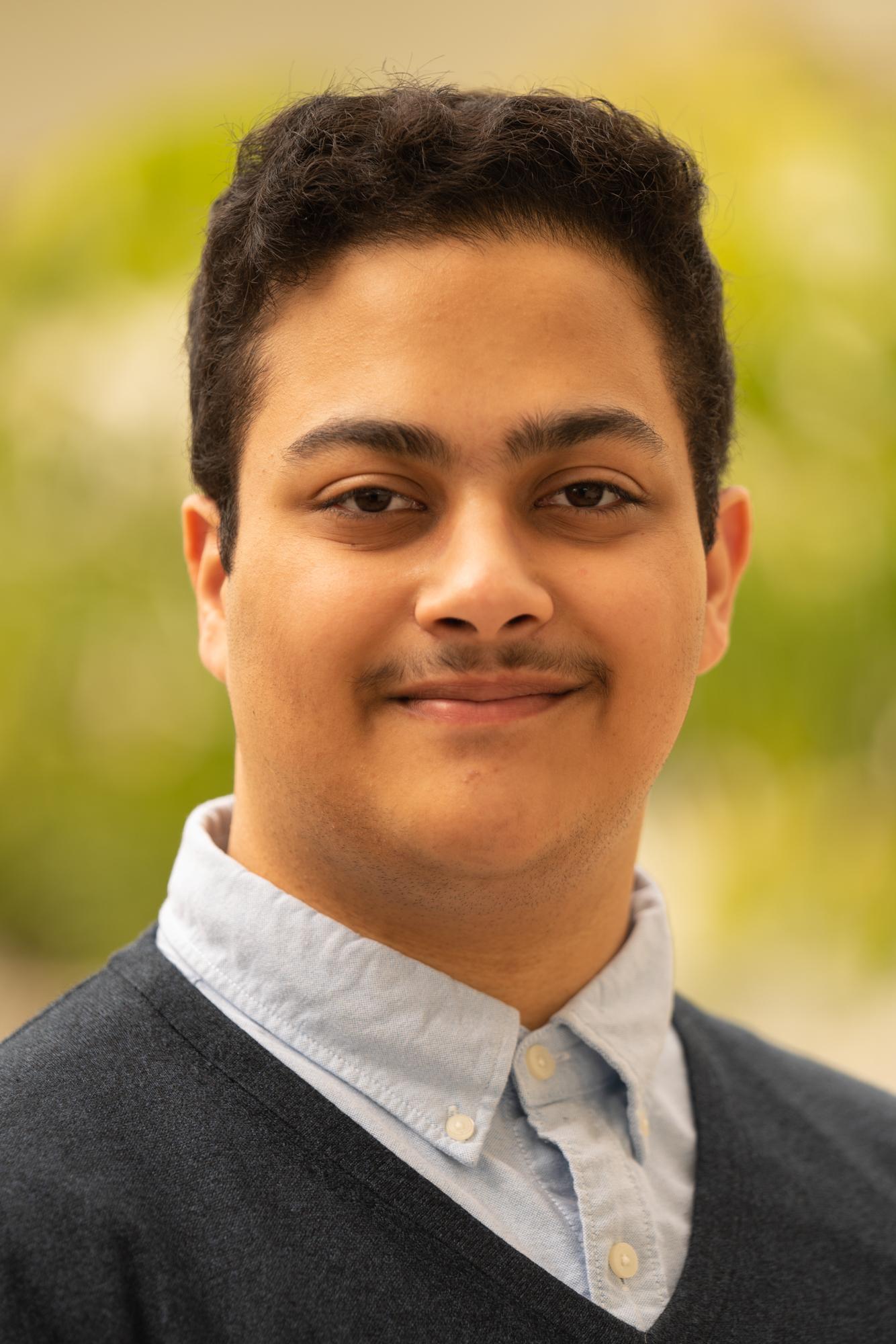 Student Spotlight: Bakur Madini