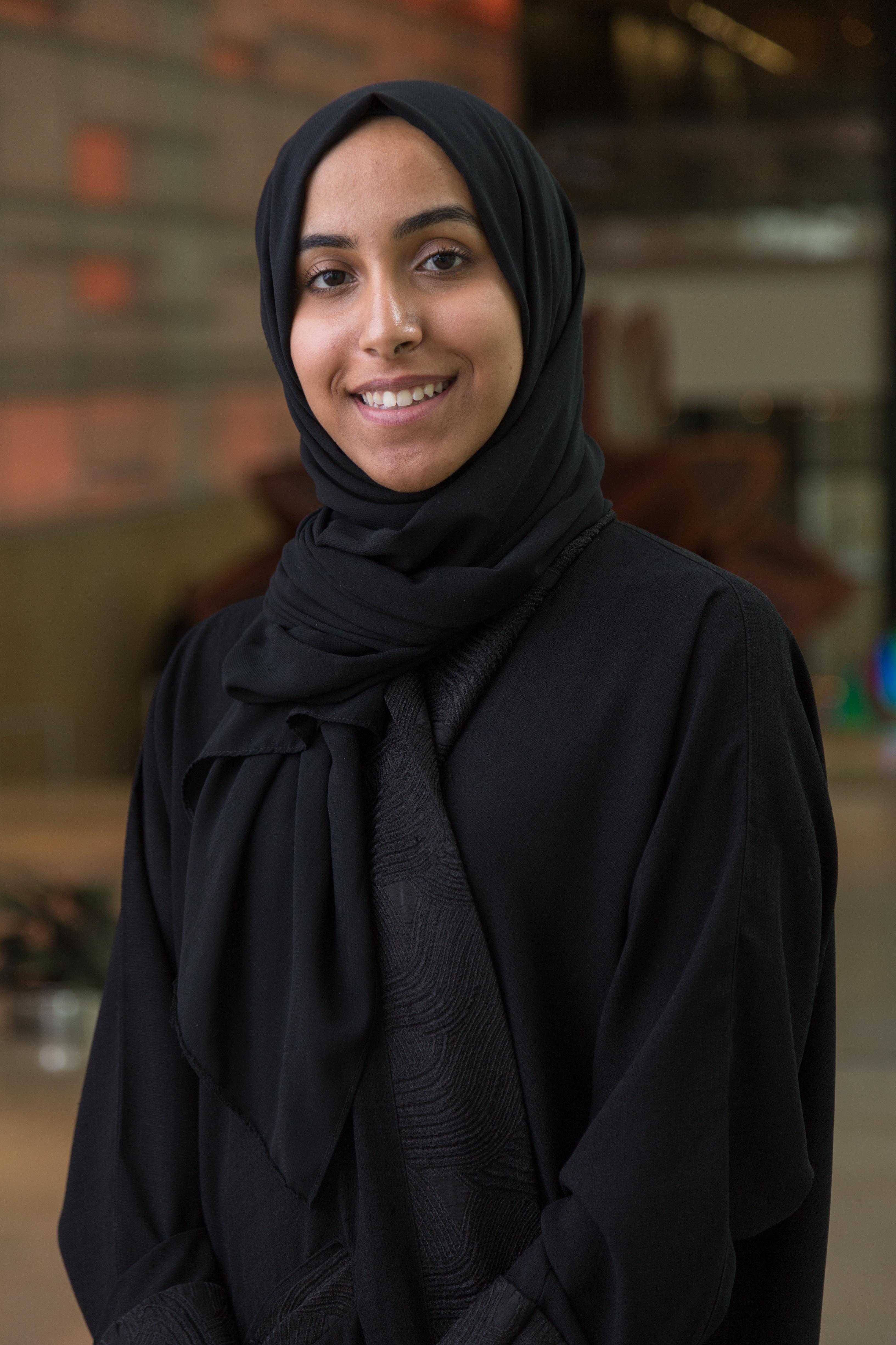 Student Enrichment Profile: Fatimah Alshaikh