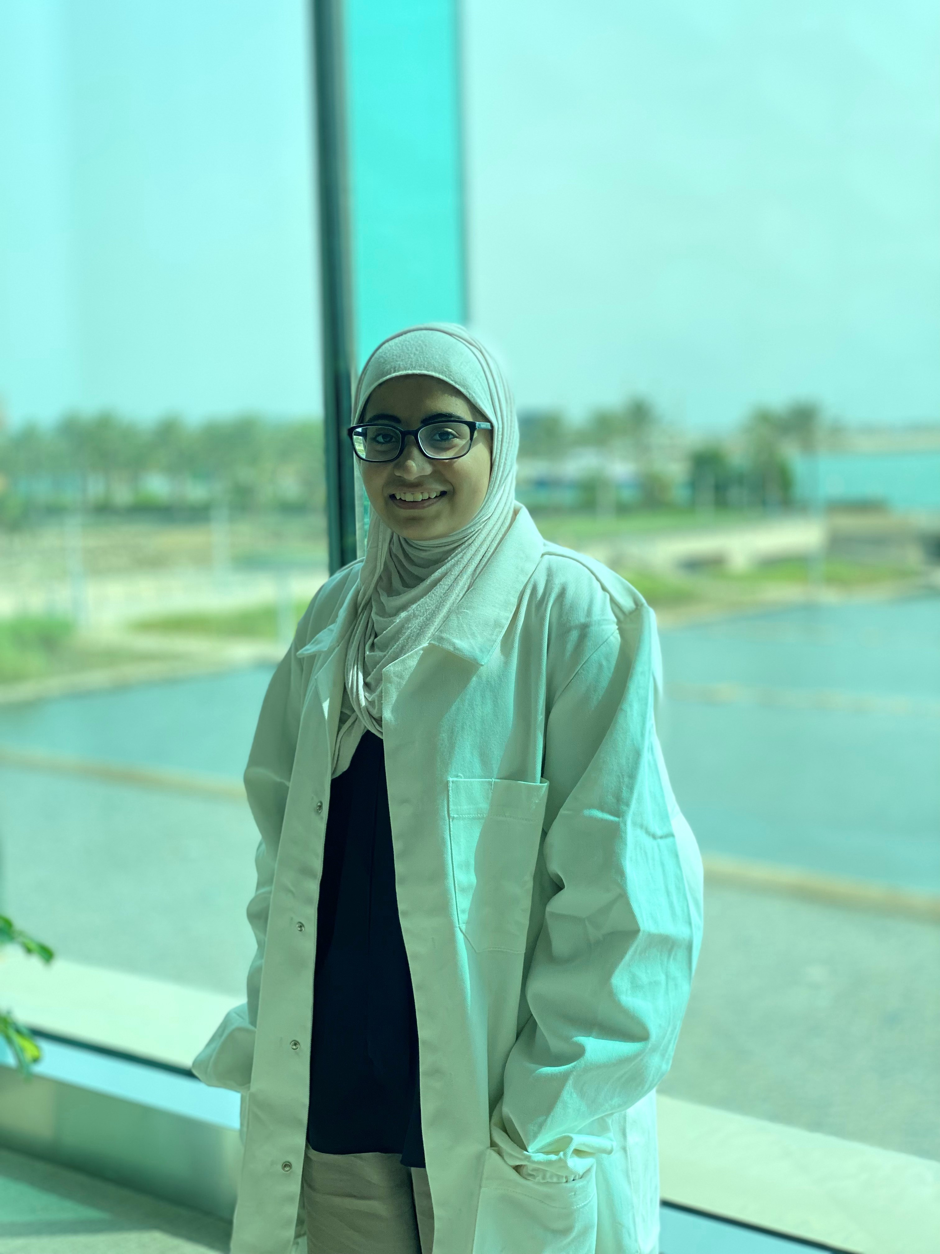 Summer Research at KAUST