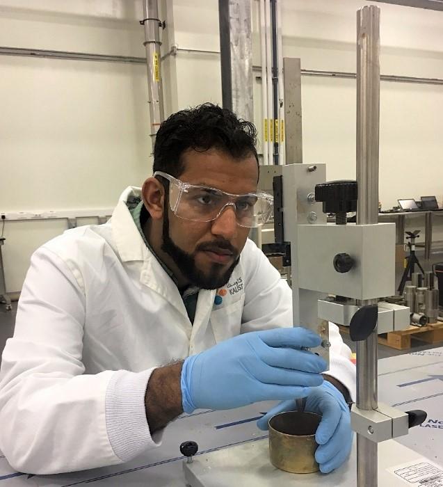 Enrichment Spotlight- Murtadha Al-Malallah and Brine Pool Research